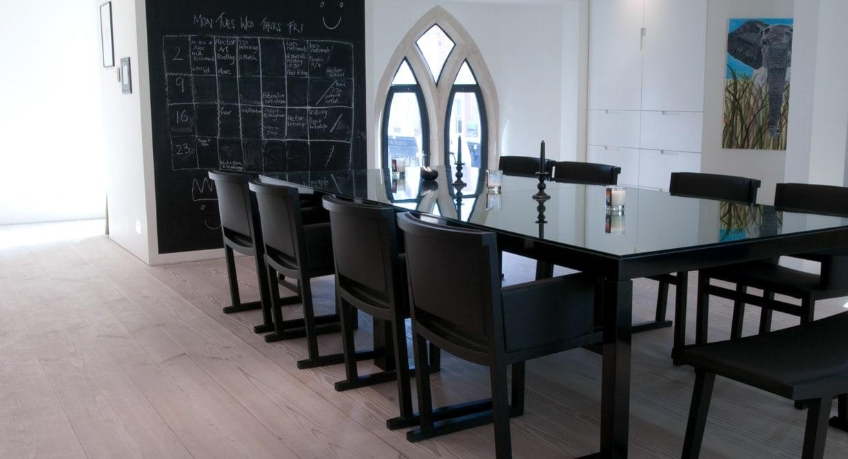 Westbourne dining area concept