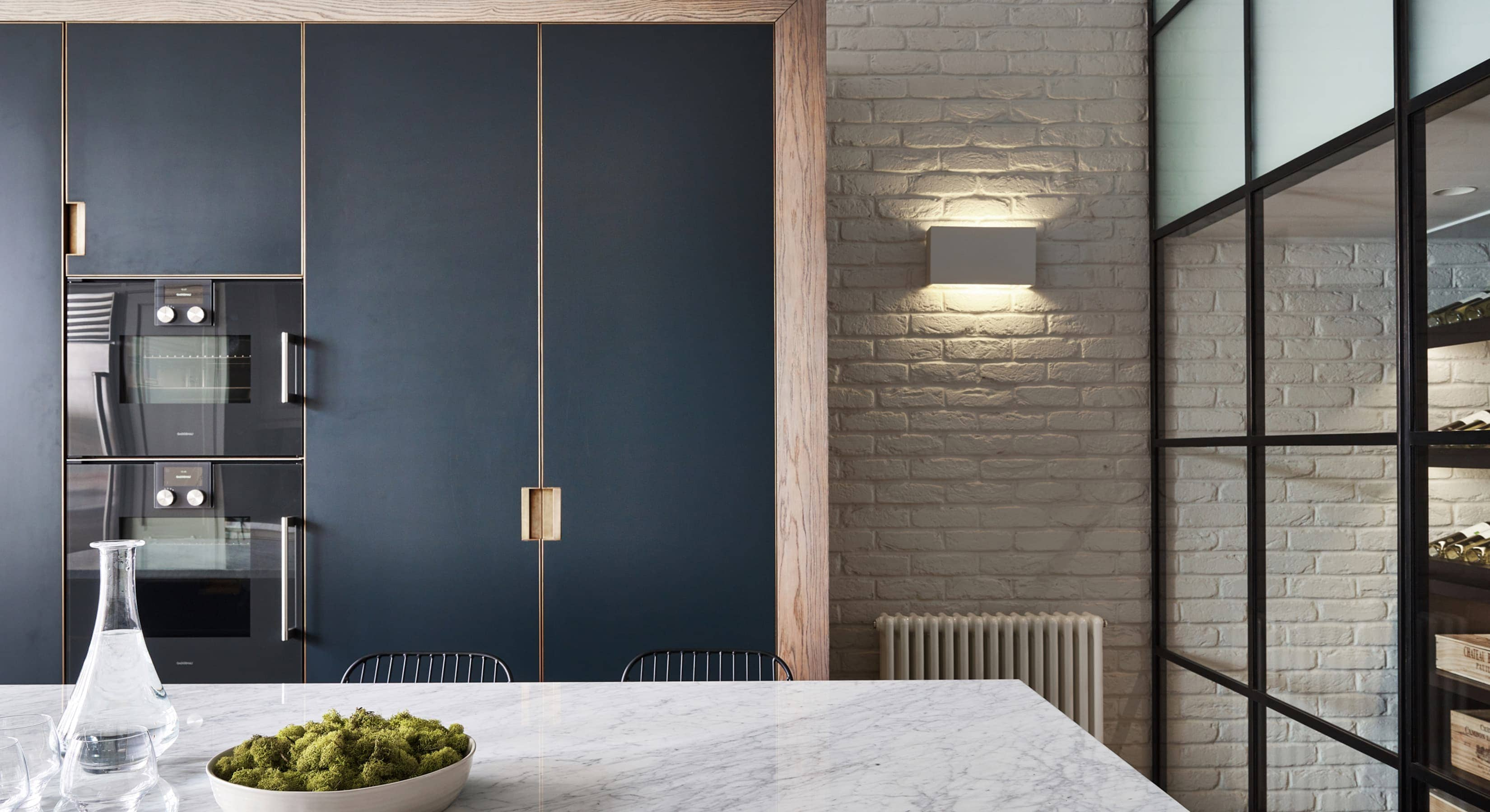 Broseley kitchen island concept