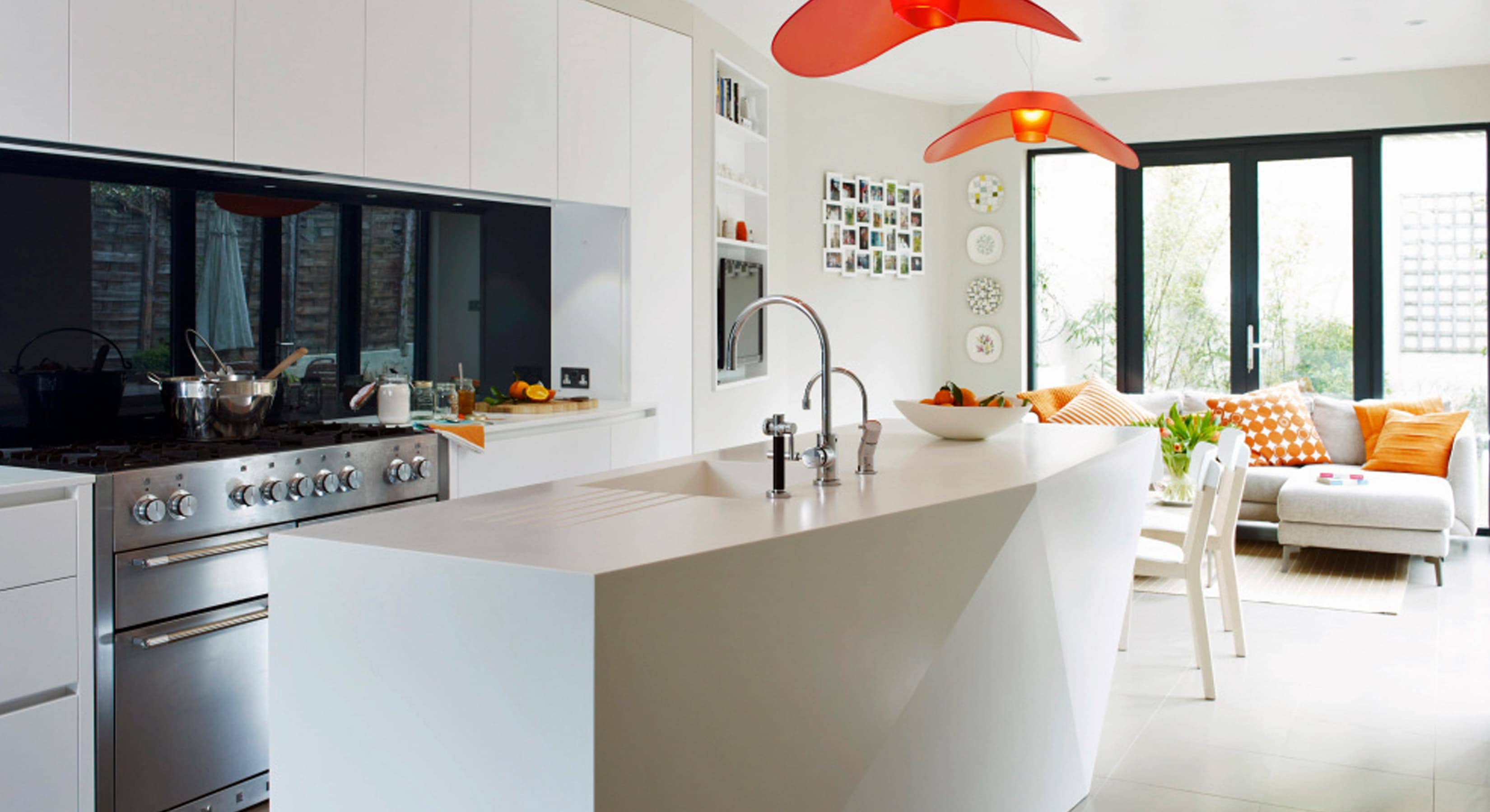 Art deco Jones kitchen extension concept