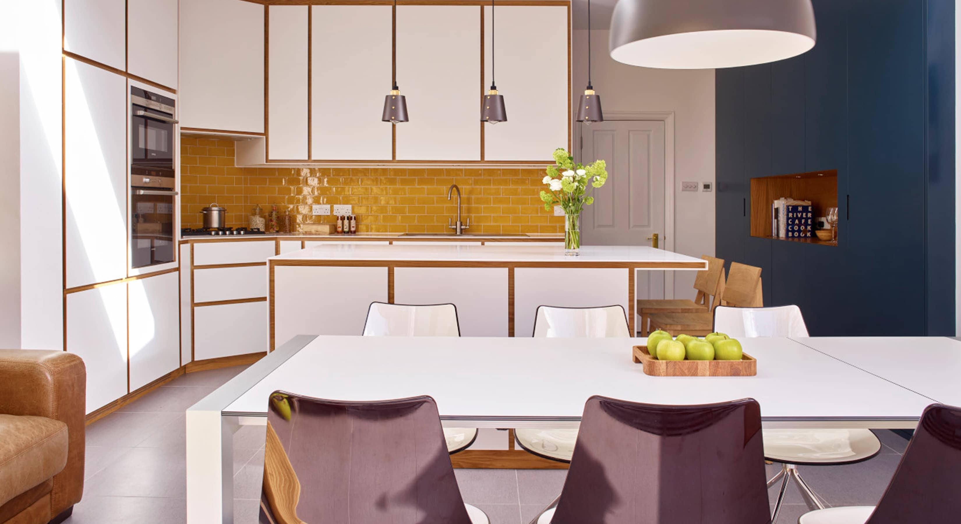 Moulds kitchen extension concept