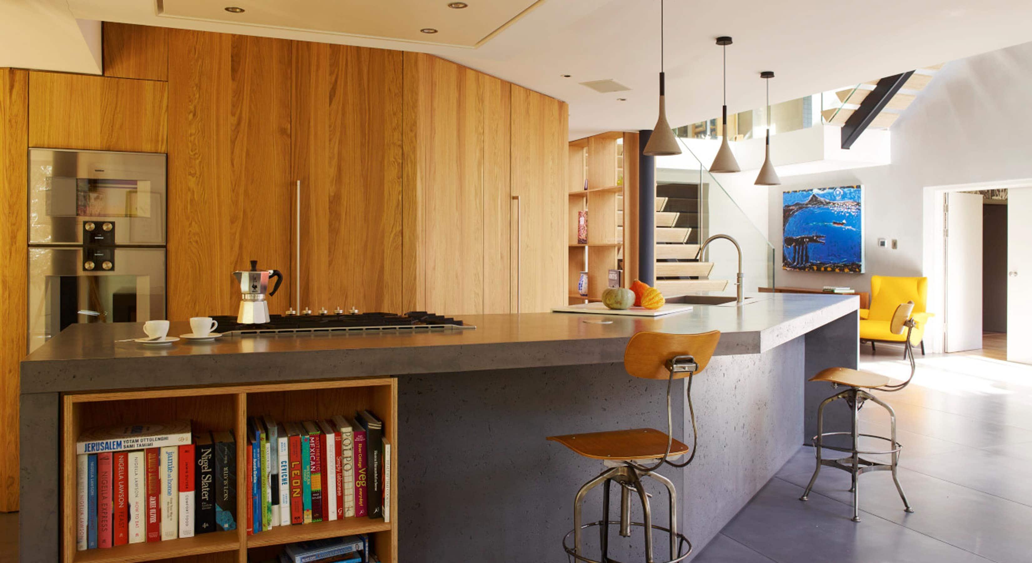 Uplands kitchen extension concept