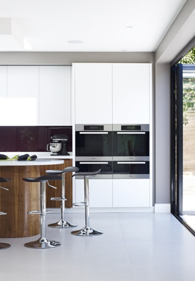 Heritage double oven kitchen concept