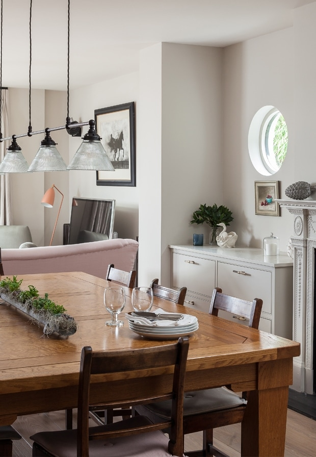 Ludlow dining area concept