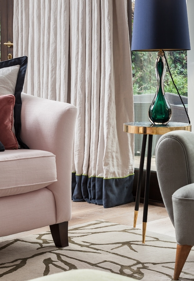 Ludlow lounge concept