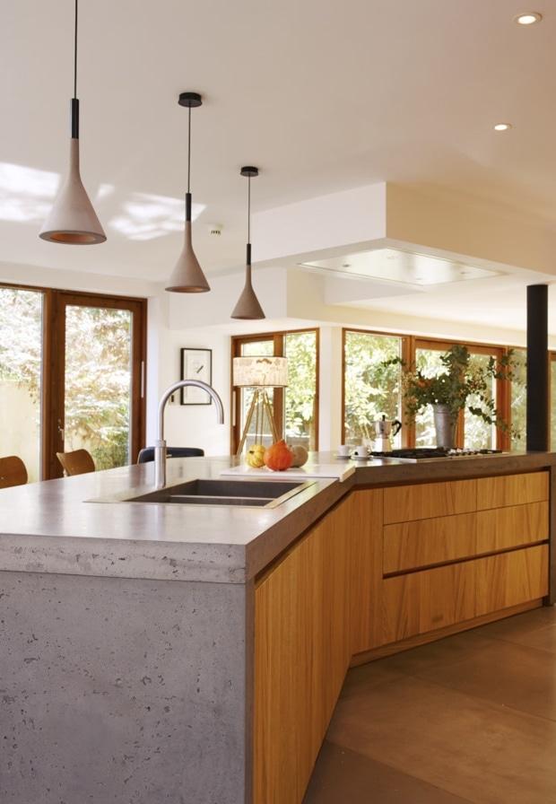 Uplands kitchen island concept