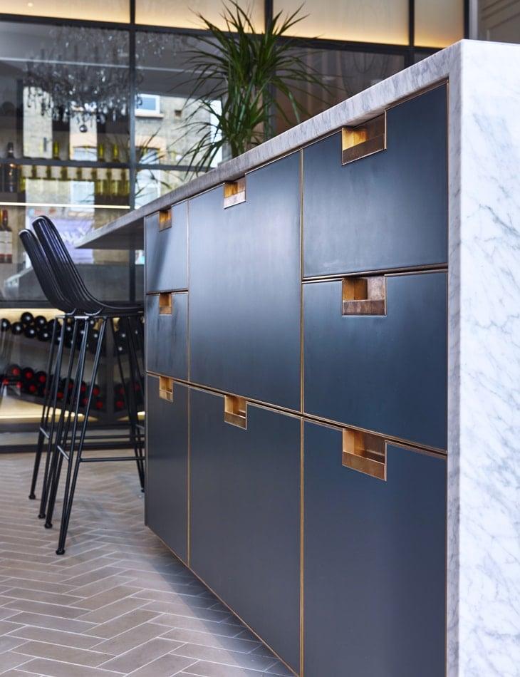 Broseley kitchen cabinet concept
