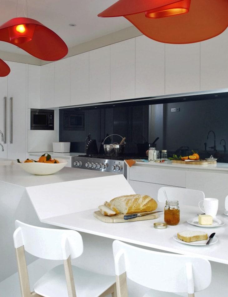 Jones art deco kitchen extension concept