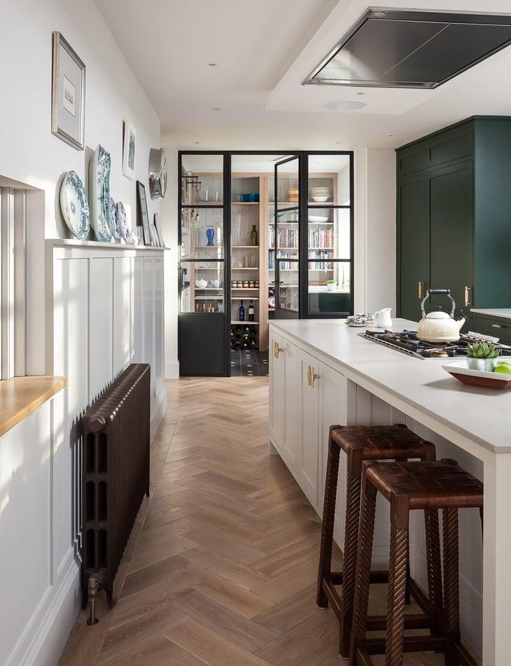 Ludlow kitchen island concept