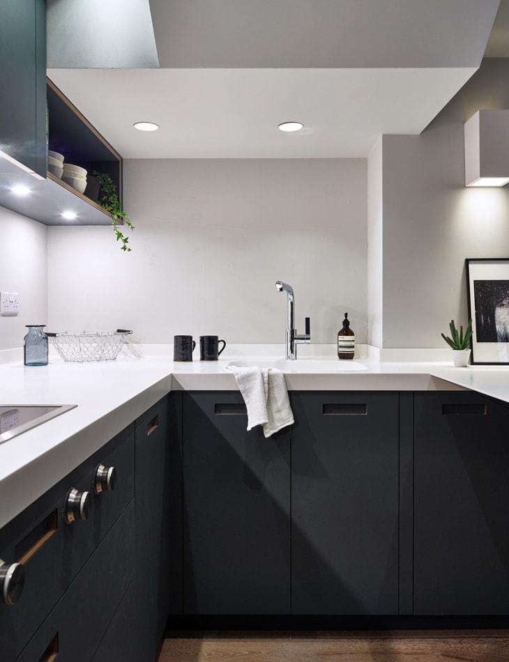 Mortimer kitchen concept