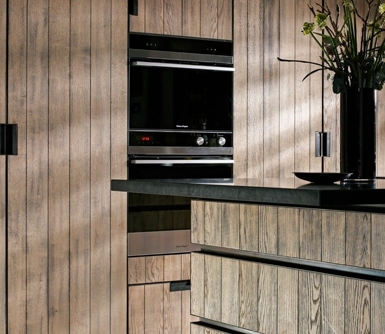 Broseley wood kitchen concept