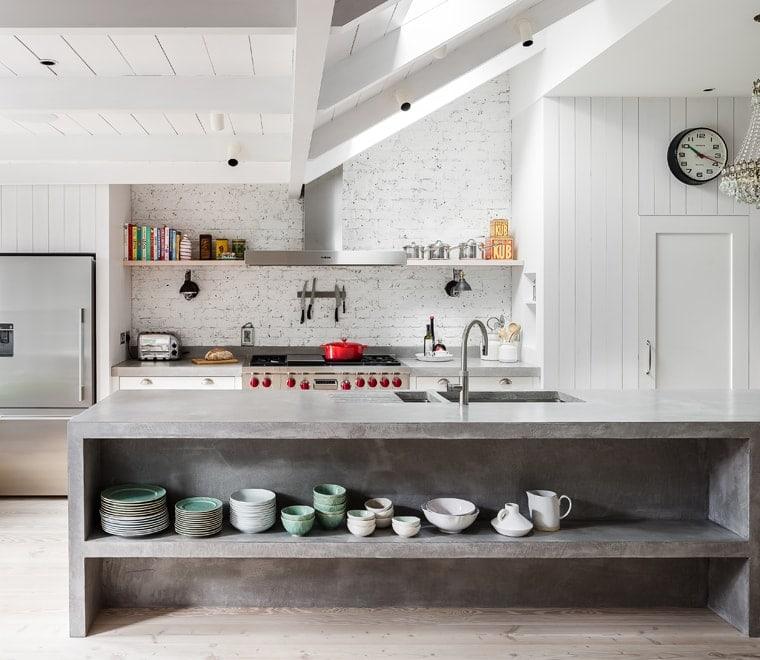 Industrial kitchen concept