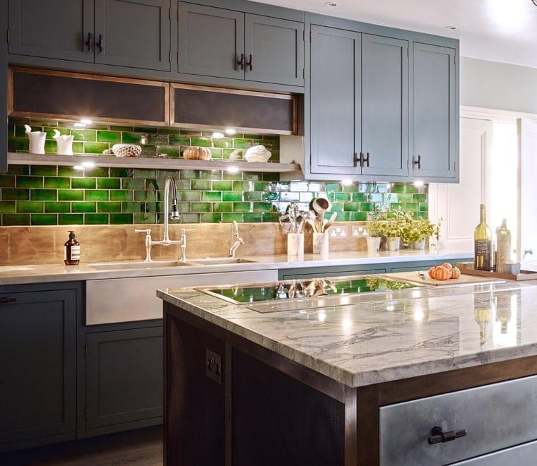 Heritage kitchen concept