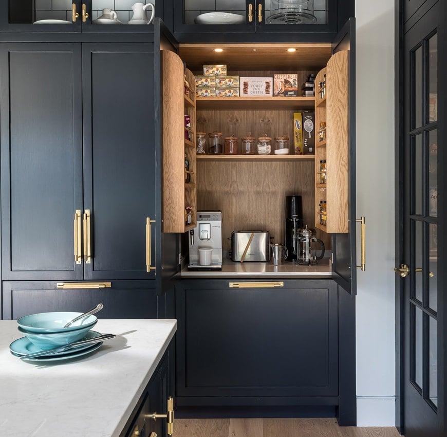 Ludlow pantry cabinet