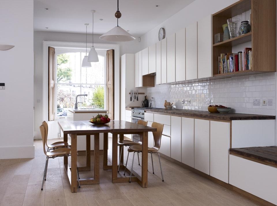 Heritage kitchen diner extension concept