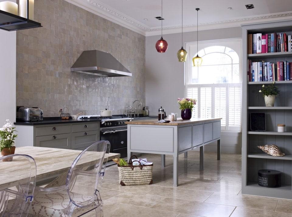 Heritage kitchen island concept