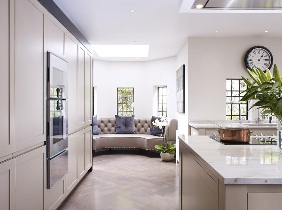 Shaw kitchen lounge concept