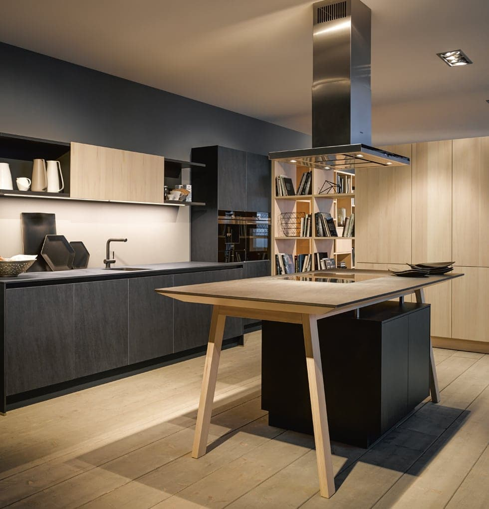 Contemporary kitchen concept