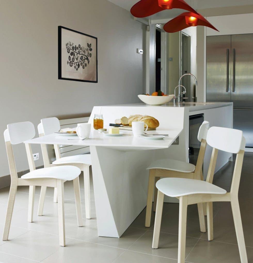 Art deco Jones kitchen and diner extension concept
