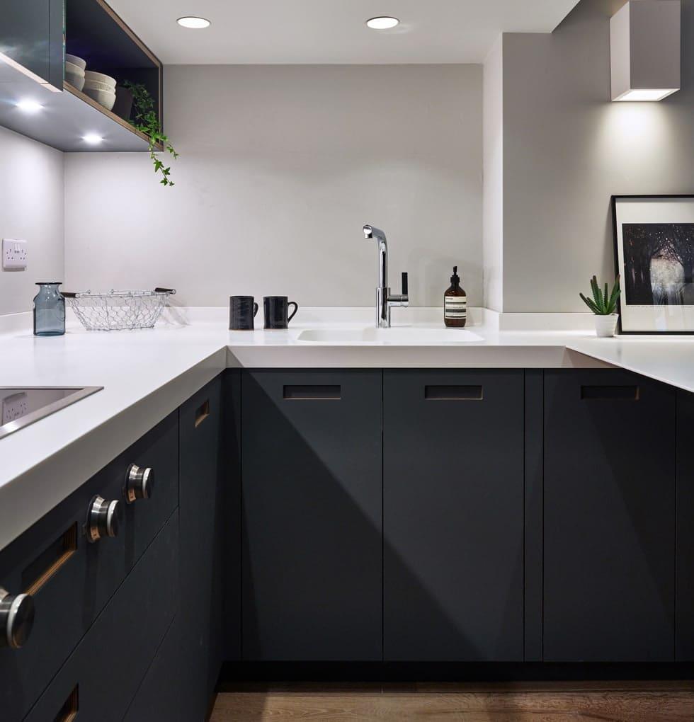 Mortimer kitchen sink concept