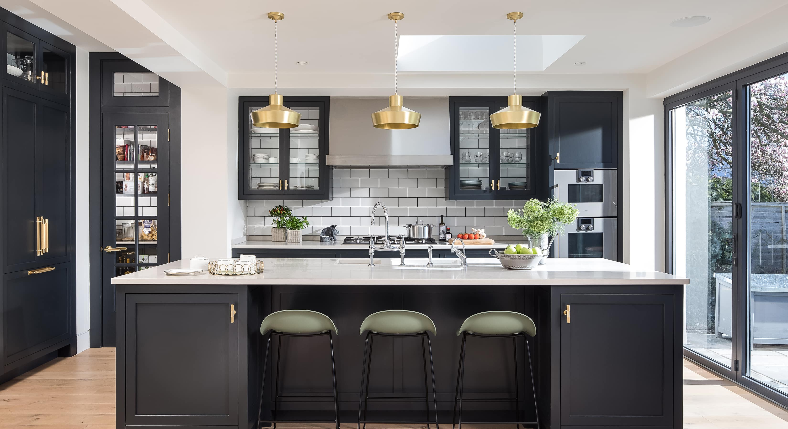 The Lowther kitchen extension concept