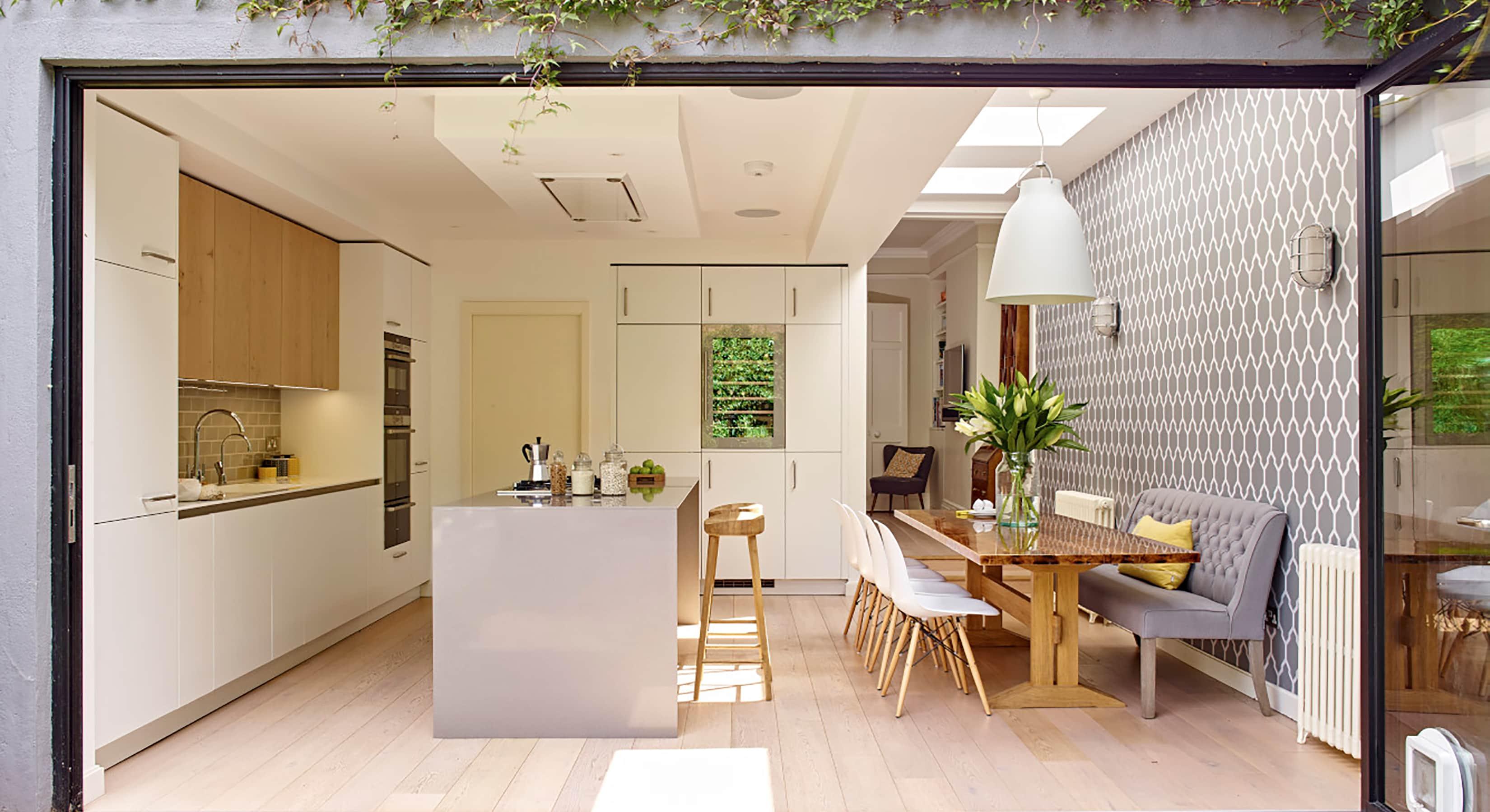 Tregenza kitchen extension concept