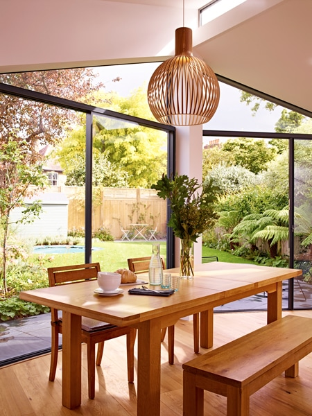 Viers kitchen extension dining area concept